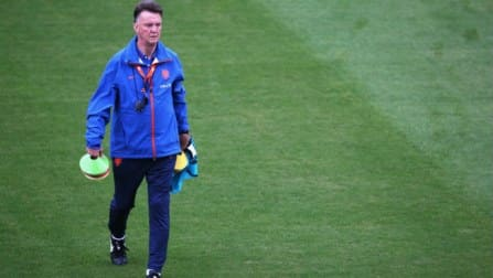 Louis van Gaal accuses FIFA of schedule