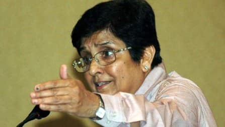 Kiran Bedi accepts defeat after the Delhi Assembly Elections 2015 Results declared! Watch video