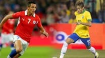 FIFA World Cup 2014, Brazil vs Chile: Key players to watch