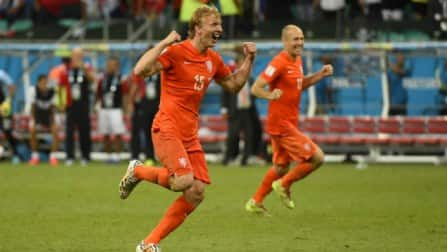 Netherlands vs Argentina: Watch Sony Six TV for Free Live Streaming & Telecast of FIFA World Cup 2014 2nd semi-final match