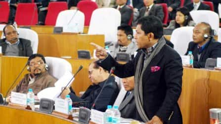 Lok Sabha Election 2014: Mukul Sangma believes anti-incumbency factor helped BJP annihilate Congress