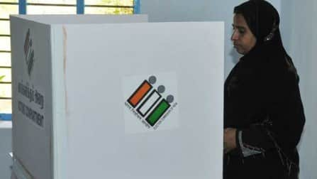 60 percent polling till 3 p.m. in Telangana