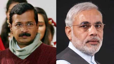 Lok Sabha Elections 2014: Is Narendra Modi rattled by AK-49?