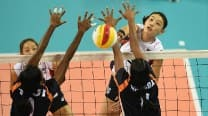 Asian Games 2014: Indian women's volleyball team face humiliating 0-3 defeat against Japan