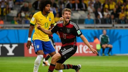 Germany crush FIFA World Cup 2014 hosts Brazil 7-1