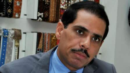 Goa Congress leader apologises for Robert Vadra