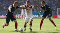 FIFA World Cup 2014 Match In Pics: France vs Germany