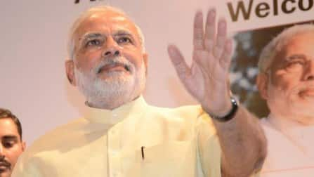 People want to punish Congress, UPA: Narendra Modi