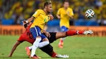 FIFA World Cup 2014, Match In Pics: Brazil vs Mexico