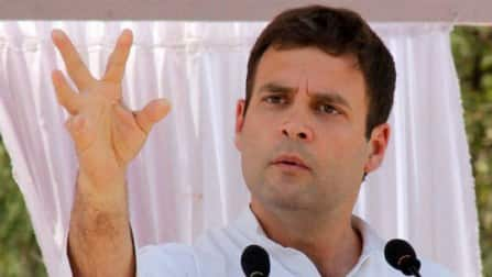 Election Commission gives clean chit to Rahul Gandhi over entering Amethi polling booth