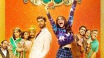 Khoobsurat poster reveals Sonam Kapoor's crazy family vs Fawad Khan's royal family!