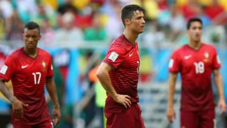 FIFA World Cup 2014 Live Updates, United States vs Portugal: Portugal steal late equalizer to end game 2-2!