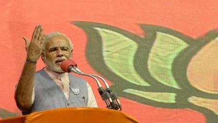 Narendra Modi promises to secure Telangana