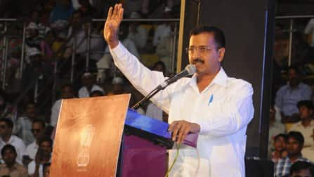 Arvind Kejriwal plans transparent system to award or punish bureaucrats