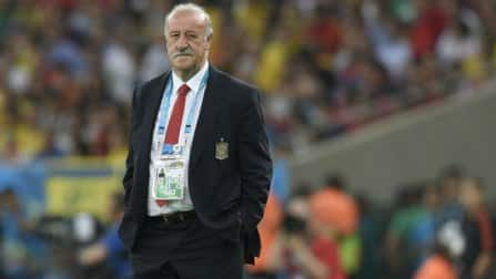 Vicente del Bosque laments