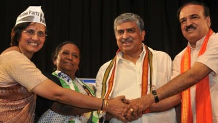 Ananth Kumar vs Nandan Nilekani: The road ahead not smooth for Kumar