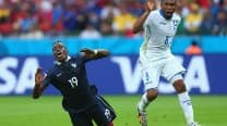 FIFA World Cup 2014 Match In Pics: France vs Honduras