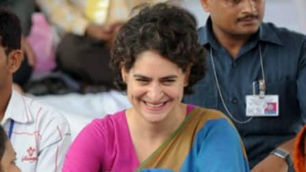 Priyanka Gandhi dismisses reports of her taking up important Congress post