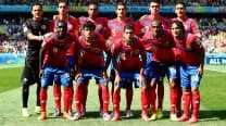 World now knows Costa Rica, says midfielder Michael Barrantes