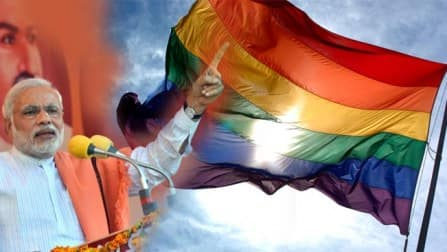Will Narendra Modi rise above BJP & RSS and do justice with LGBT voters?