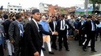 Narendra Modi in Nepal: Prime Minister creates a huge splash in Nepali media