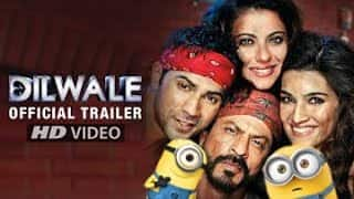 Dilwale Despicable spoof trailer is here to ease the pain of original Dilwale trailer!