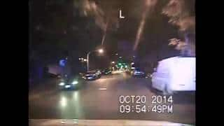 Dashcam video of Chicago police shooting a teenager 16 times released! (Graphic Video)