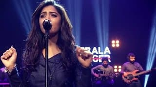 Mamta Mohandas sings Christina Perri's Jar of Hearts for cancer patients
