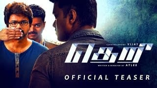 Theri teaser: Ilayathalapathy Vijay, Samantha & Amy Jackson starrer action flick looks promising